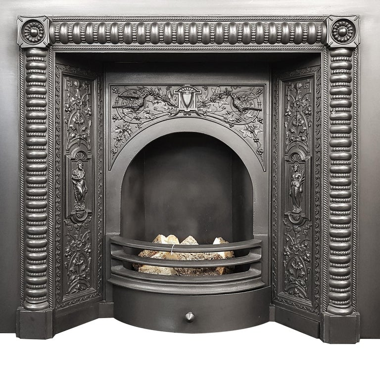 Ornate Fireplace For Sale