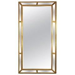 Large Deknudt High-Quality Mirror