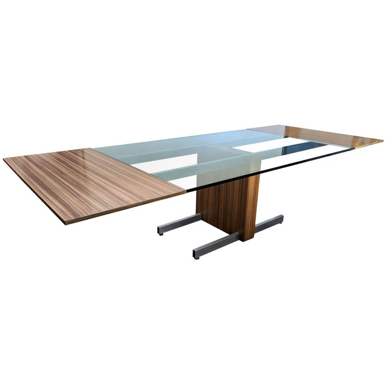 Large Dining or Conference Table by Vladimir Kagan, circa 1970s