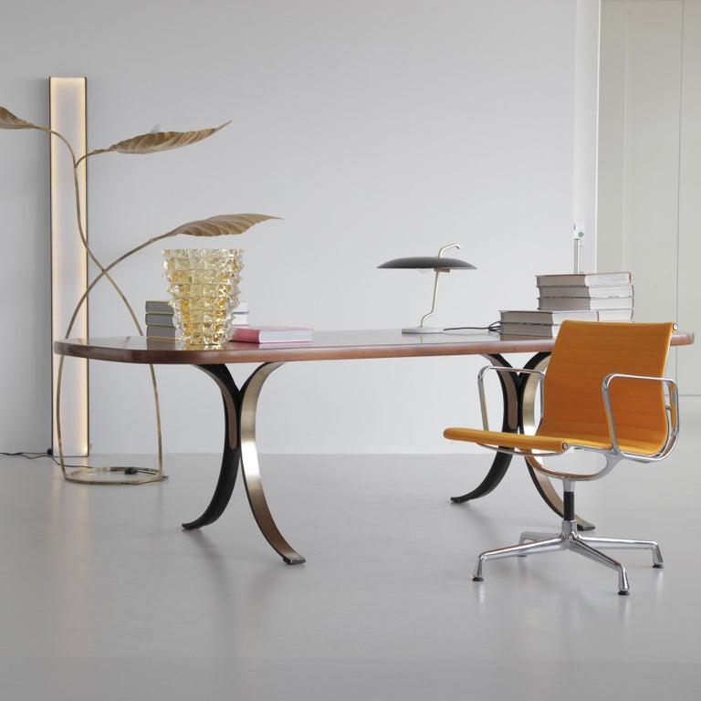 Large Dining Table or Desk by Osvaldo Borsani, Tecno 2