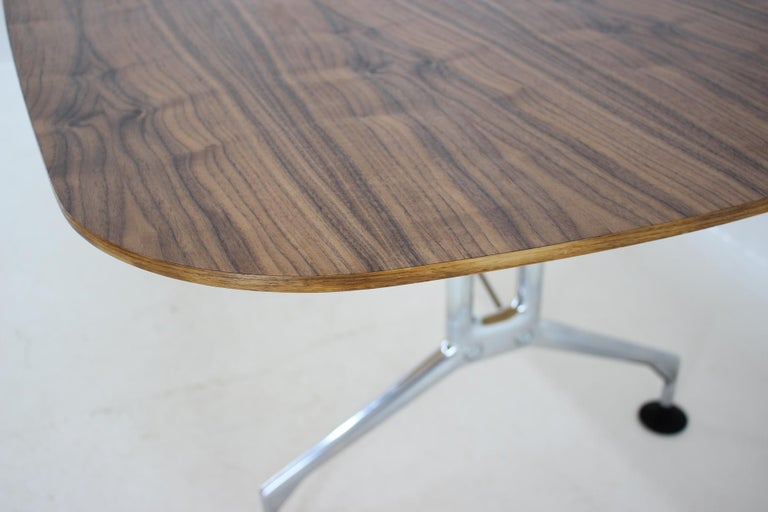 Large Dining Table Vitra Designed by Charles and Ray Eames, 1980s For Sale 6