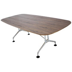 Large Dining Table Vitra Designed by Charles and Ray Eames, 1980s