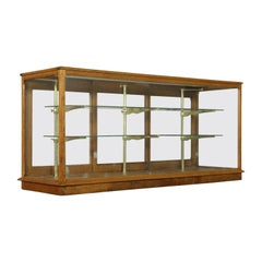 Large Display Cabinet, Italy, Early 20th Century