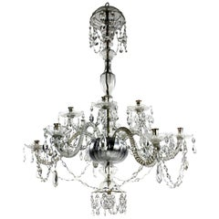 Large Early 19th Century Venetian Chandelier