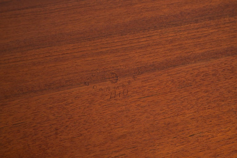 Early Dansk duck logo JHQ staved teak Danmark 803 stamp .Very nice basically un touched condition.