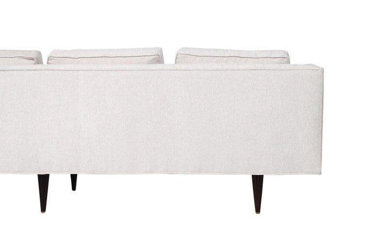 Large Edward Wormley Dunbar Sofa For Sale 3