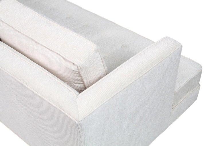 Large Edward Wormley Dunbar Sofa For Sale 5