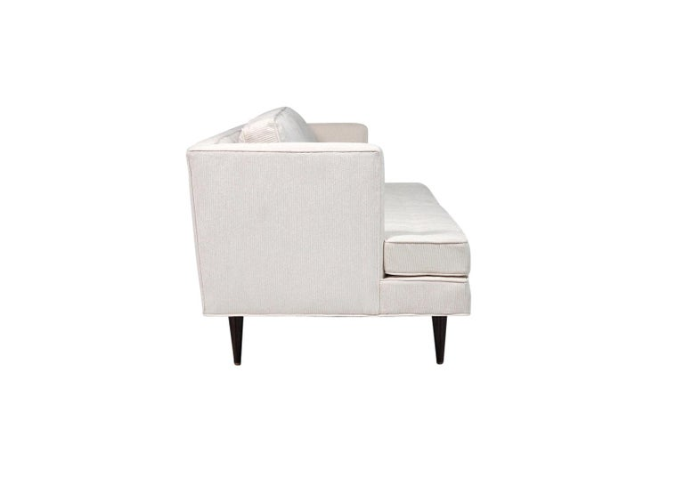 Mid-Century Modern Large Edward Wormley Dunbar Sofa For Sale