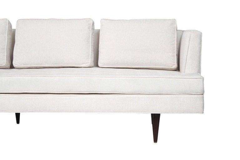 20th Century Large Edward Wormley Dunbar Sofa For Sale