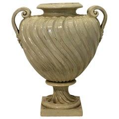 Large English Doulton Urn