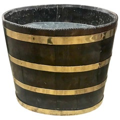 Large English Peat Bucket