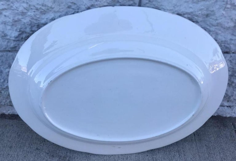 Large English Turkey Platter, Johnson Bros. In Good Condition For Sale In Los Angeles, CA