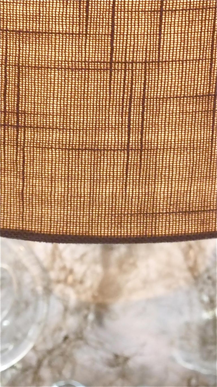 Large Ercole Barovier Crepuscolo Table Lamp Murano Glass Art Deco, 1930s For Sale 6