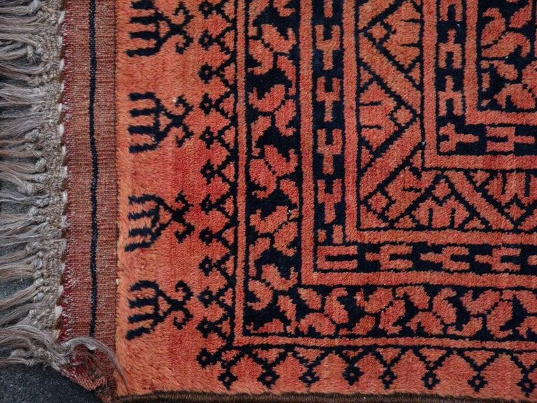 Large Ersari Tribal Turkoman Rug For Sale 13