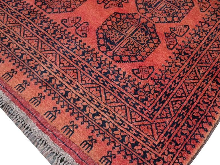 20th Century Large Ersari Tribal Turkoman Rug For Sale
