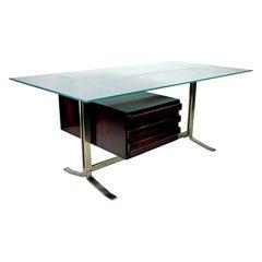 Large Executive Desk by Forma Nova, Milan