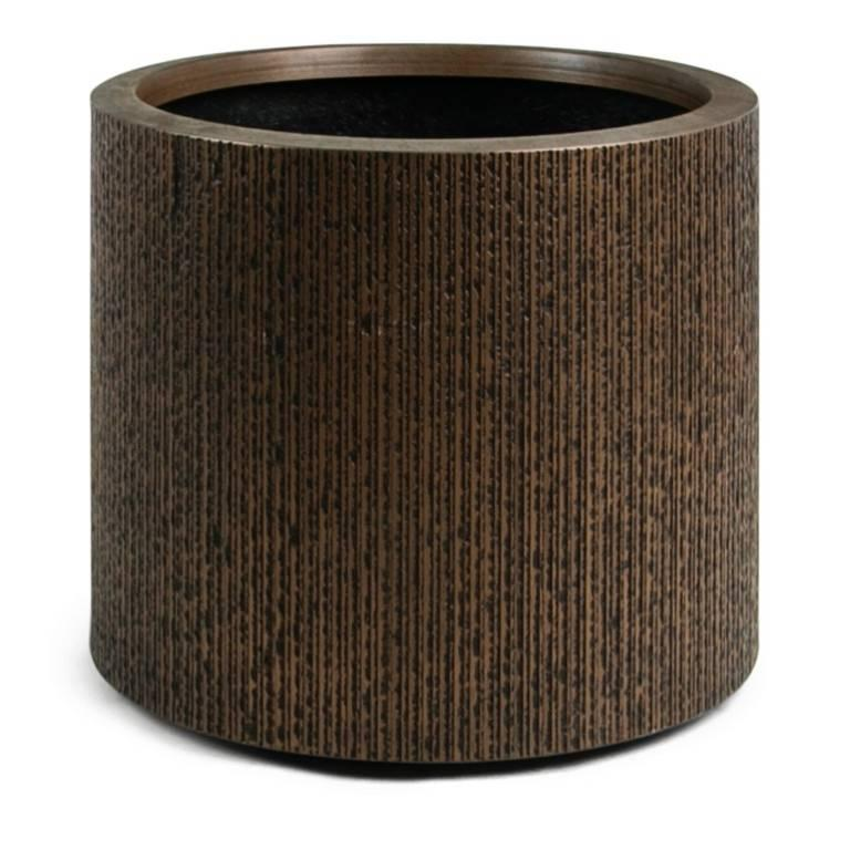 Mid-Century Modern Large Fiberglass Planter by Forms + Surfaces, circa 1970s For Sale