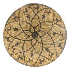 Large Fine Apache Basket