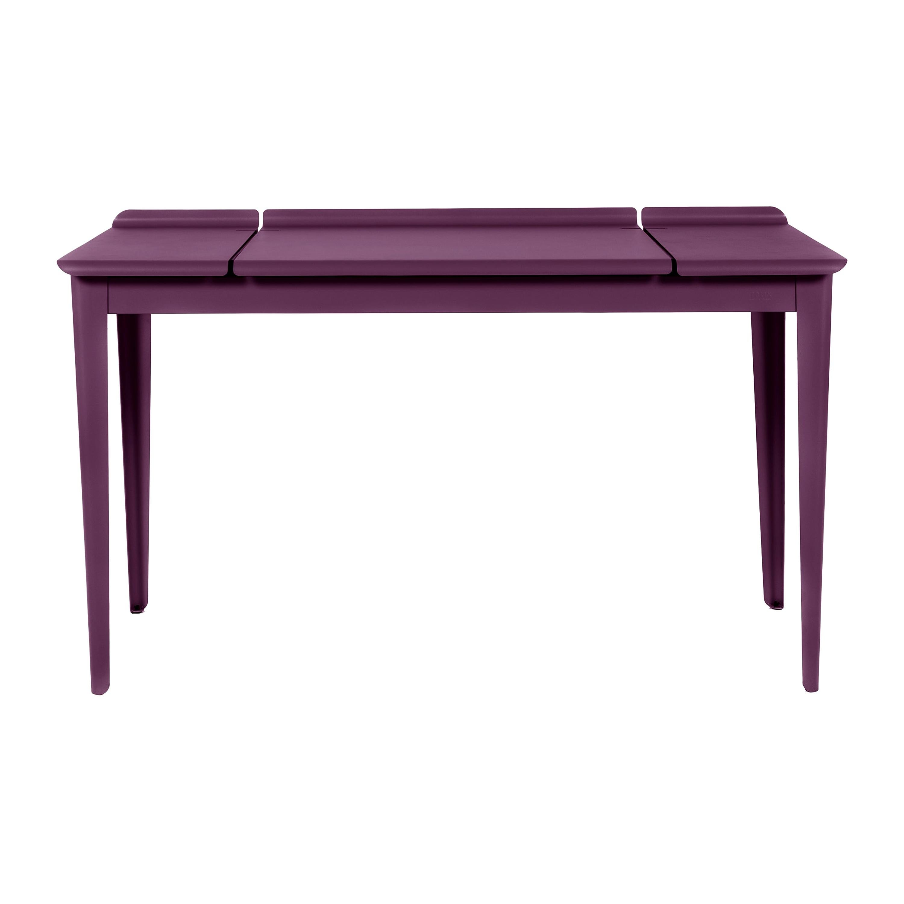 Large Flap Desk 60x130 in Pop Colors by Sebastian Berge and Tolix