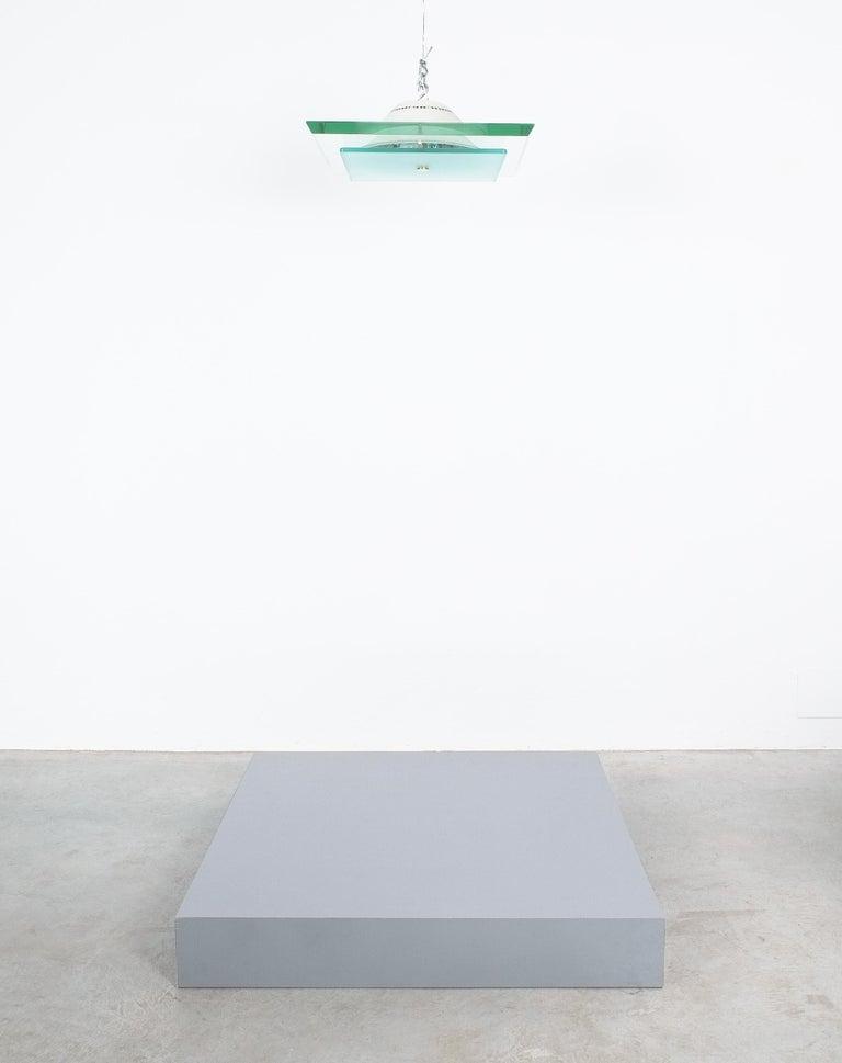 Large Fontana Arte Flush Mount Model, 1990 For Sale 5