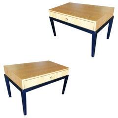 Large Frankl Inspired Modernist Side Table