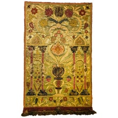 Large French 18th Century Tapestry