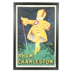 Large French 1920s Poster