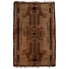 Large French Art Deco Carpet, 1930
