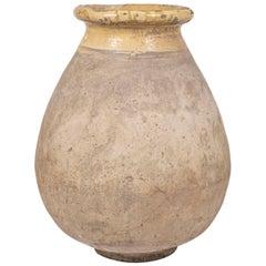 Large French Biot Jar