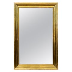 Brass Mantel Mirrors and Fireplace Mirrors