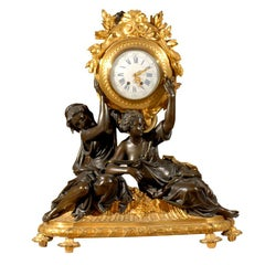 Large French clock