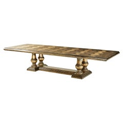 Large French Country Dining Table