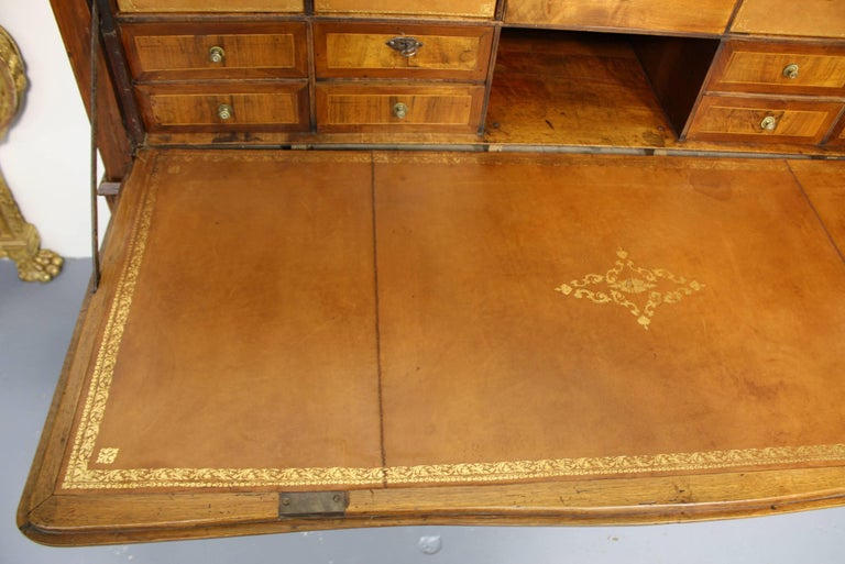Large French Directoire Period Traveling Secretary For Sale 6