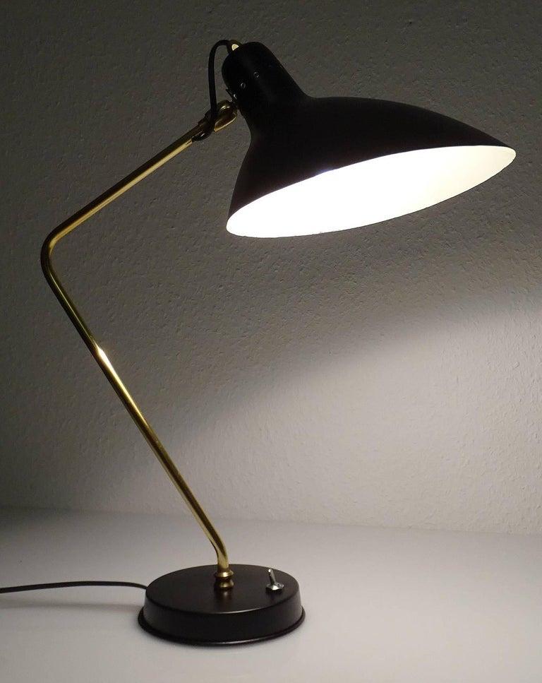 1960s Boris Lacroix Table Lamp For Sale 3
