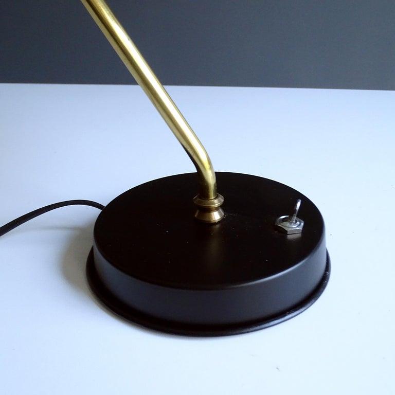 1960s Boris Lacroix Table Lamp For Sale 10