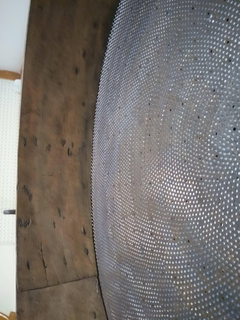 19th Century Large French Sifter For Sale