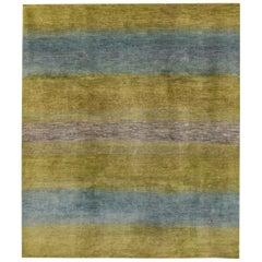 Contemporary Gabbeh Persian Wool Rug