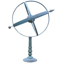 Large Garden Armillary Artisan Made