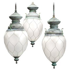 Large Gas Pendant Lights