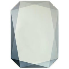 Large Gem Mirror or Emerald Cut by Debra Folz
