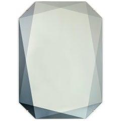 Large Gem Mirror or Emerald Cut by Debra Folz