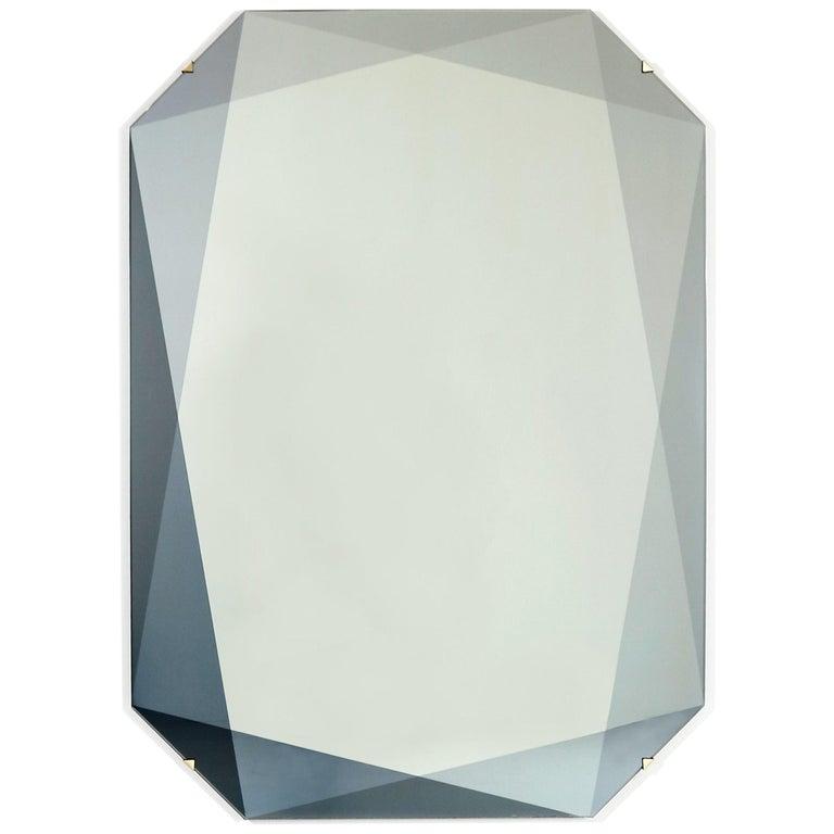 Debra Folz Design Gem mirror, new