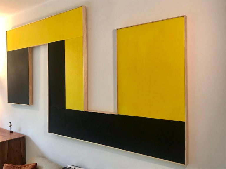 A great contemporary art painting in the