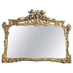 19th Century Wall Mirrors