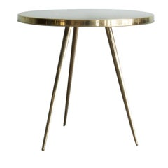 Large Gold Ishtar Coffee Table
