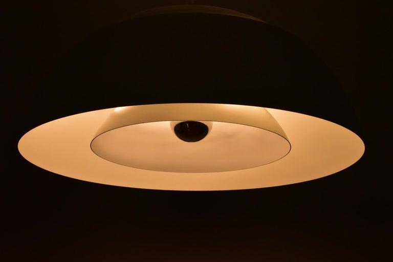 Large Grey Arne Jacobsen AJ Royal Pendant Lamp by Louis Poulsen 4