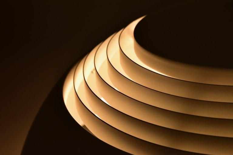 Large Grey Arne Jacobsen AJ Royal Pendant Lamp by Louis Poulsen 2