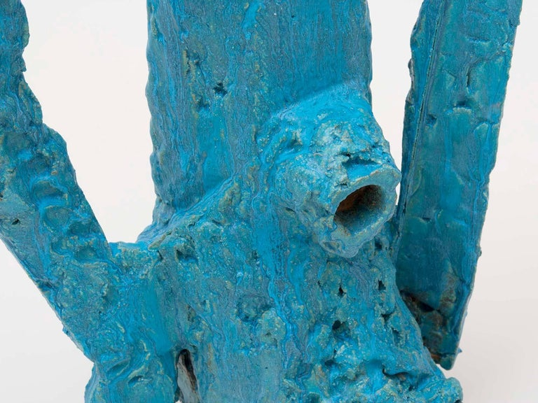 American Large Guy Corriero Ceramic Sculpture For Sale