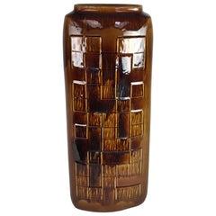 Large Heavy Vintage Floor Vase, 1960s