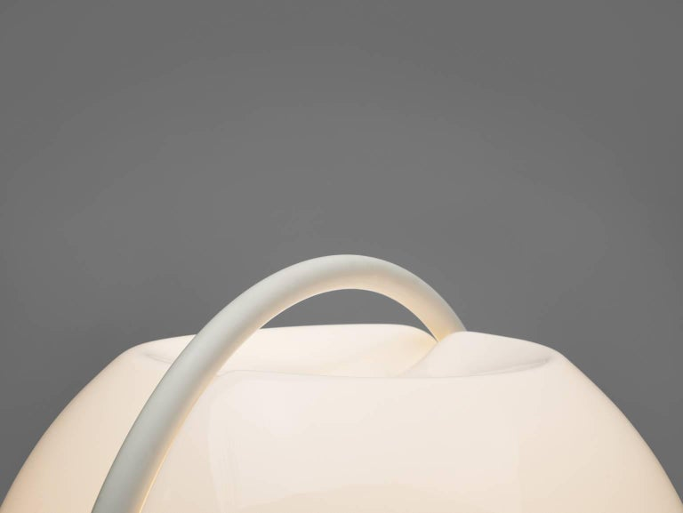 Mid-20th Century Large High Elio Martinelli for Martinelli Luce Floor Lamp, 1968 For Sale